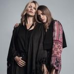 Kate Moss és Cara Delevingne diktálja az őszi divatot