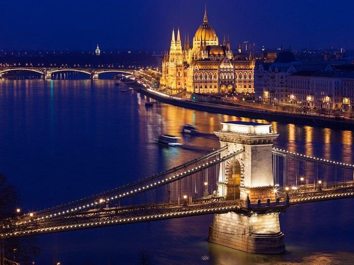 Budapest-Hungary-Getty