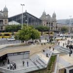 Átadták a megújult Nyugati teret Budapesten