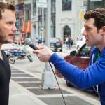 New York utcáin nem ismerték fel Chris Pratt-et! (videó)