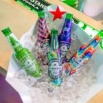 A legmenőbb budapesti kluboknak saját Heineken palackja van