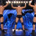 Vetkőzős fiúk forrósították fel a Hungary's Got Talent-et!