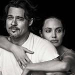 Brad Pitt és Angelina Jolie az olasz Vanity Fair címlapján