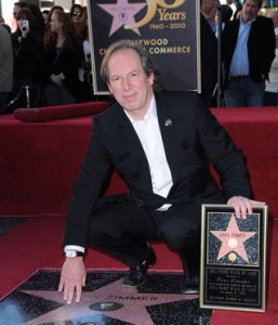 12/08/2010 - Hans Zimmer - Hans Zimmer Honored with a Star on the Hollywood Walk of Fame on December 8, 2010 - Hollywood Boulevard - Hollywood, CA, USA - Keywords: - False - Photo Credit: Bob Charlotte / PR Photos - Contact (1-866-551-7827)