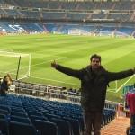 A Real Madrid sztárjával szelfizett ÉNB Lali