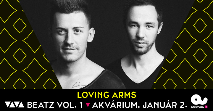 VIVA BEATZ fb post Loving Arms