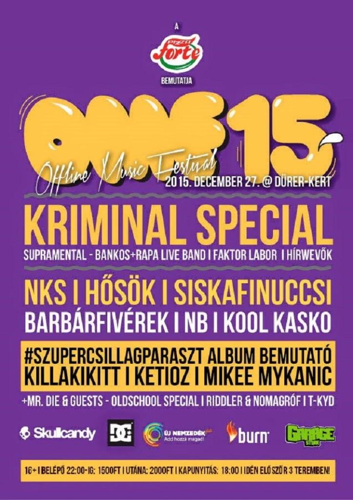 omf 15