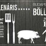 Budapesti Böllérfesztivál a Millenáris Parkban