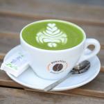 A matcha latte az új cafe latte