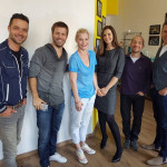 Volt VIVA TV-s kollégáival nosztalgiázott Sebestyén Balázs