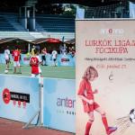 Hátrányos helyzetű gyermekek érezhették magukat profi focistának