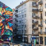 Ismét tűzfalakat festenek Budapesten