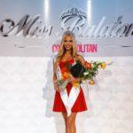 Őletta Miss Balaton 2016 győztese
