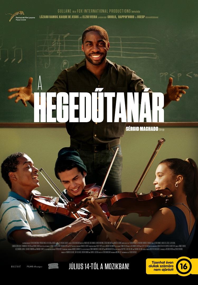 A hegedűtanár_poszter