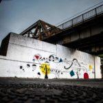 Két újabb hídpillért festettek magyar művészek