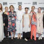 Klasszikus balett és finom erotika a Marie Claire Fashion Days kifutóján