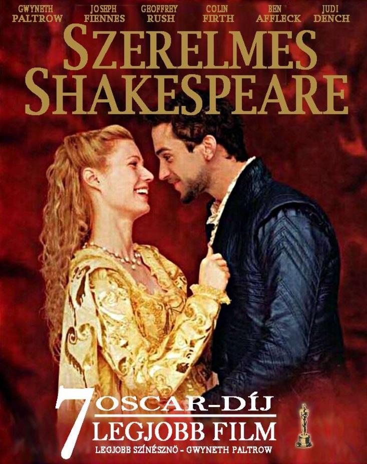Szerelmes Shakespeare film