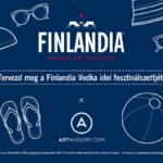 Tervezd meg a Finlandia Vodka idei fesztiválszettjét!