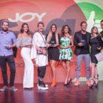 Első alkalommal adták át a JOY Social Media Award díjait