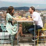 Félresiklott kapcsolatról énekel Dallos Bogi