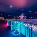 Megnyílt Budapest legmagasabb korcsolyapályája