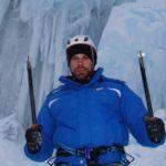 Hatalmas jégfalat mászott meg ÉNB Roland