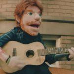 Ed Sheeran új klipje nagyon bájos