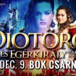 Diótörő és Egérkirály – Családi musical (2018. december 9.)