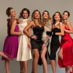 Hollywoodi stílusikon bőrébe bújtak a Miss Balaton szépségei