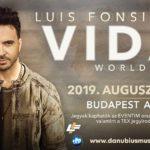 Budapesten koncertezik Luis Fonsi!
