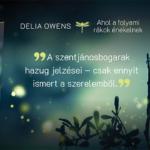 Delia Owens – Ahol a folyami rákok énekelnek