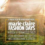 Sztárokkal érkezik az év divateseménye, a 11. Marie Claire Fashion Days!